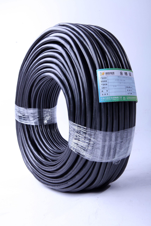 铜芯塑料软线 BVR/19/0.64/6mm