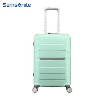 Samsonite/新秀丽拉杆箱男女旅行箱NU3*41001 薄荷绿 21英寸礼品