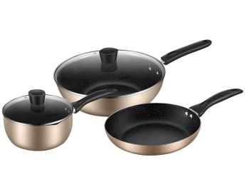 美的炊具三件套SL0303礼品