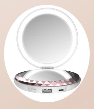 美的化妆镜美悠JB901礼品