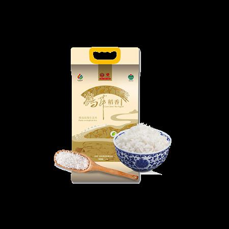 咪然-鹤舞稻香生态米5KG