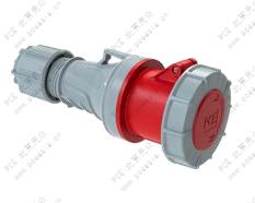 母插头连接器(订货号235-6 PCE235-63A/5P/400V/IP67