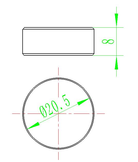 数控刀片 Φ20.5