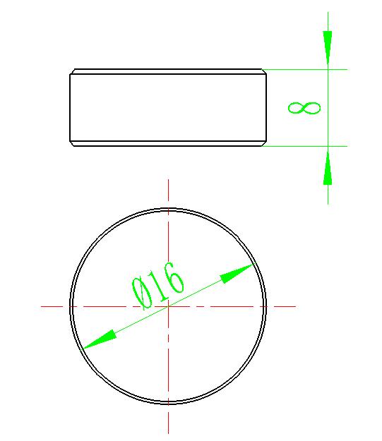 数控刀片Φ16